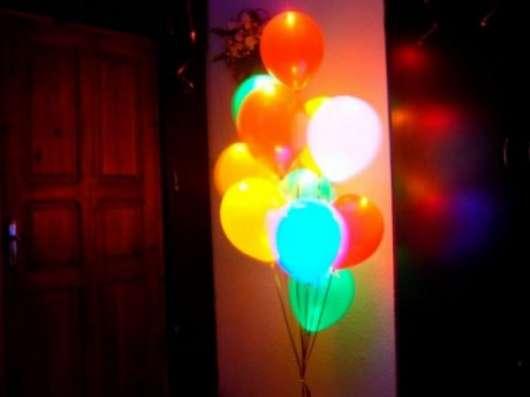 Удивительные светящиеся шары! в Жуковском Фото 2