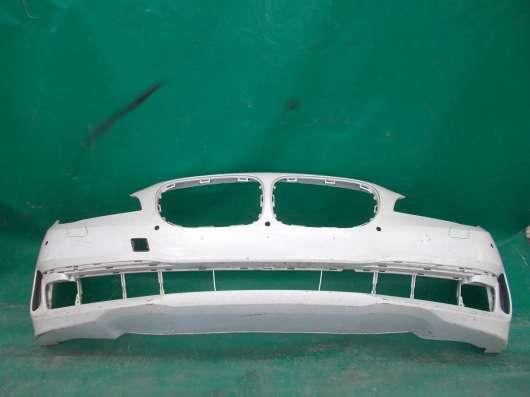 Бампер передний на BMW 1er F01 б. у. оригинал