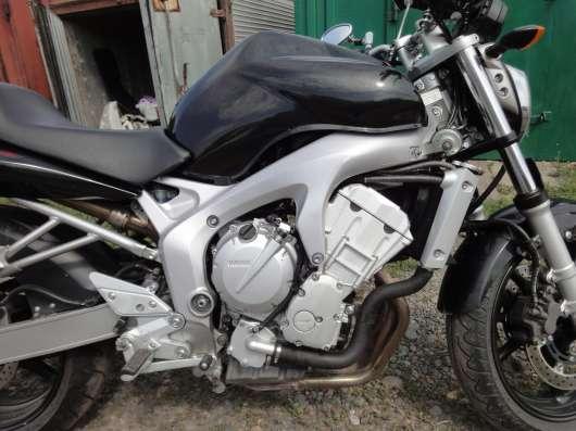 Продам Yamaha FZ6-N 2005г. в. мото