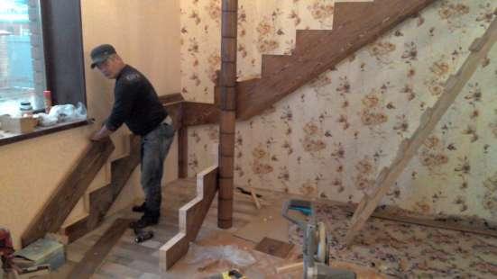 Гарантия 50 лет на деревянную лестницу! в г. Кунгур Фото 2