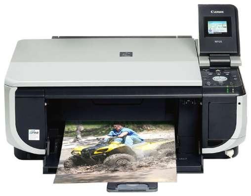Принтер, сканер, копир Canon PIXMA 520
