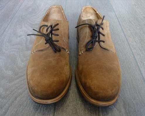 Новые ботинки из натуральной замши в Санкт-Петербурге Фото 3