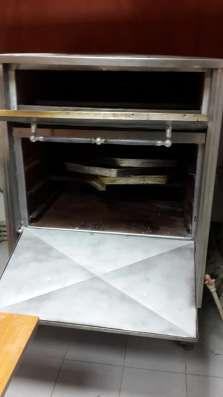 Двухсекционный жарочный шкаф