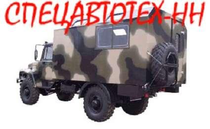 Садко для охоты. Жилой модуль, кунг ГАЗ-33081