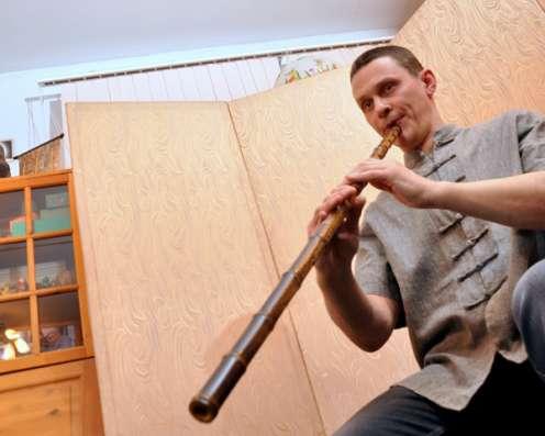 Уроки игры на бамбуковой флейте Сяо и глиняной окарине Сюнь в Лыткарино Фото 4