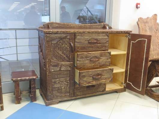 Изготовление мебели и столярных изделий любой сложности