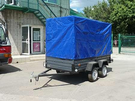 Прицеп Лев 300 от завода КРЕМИНЬ плюс в г. Житомир Фото 1