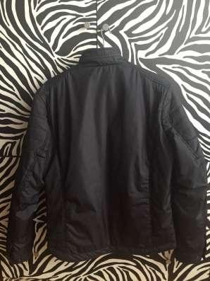 Продам мужскую куртку осень, р.48