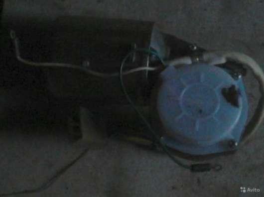 Моторчик стеклоочитстителя камаз