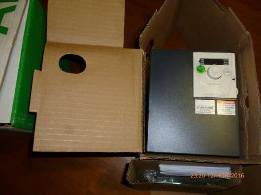 Продам преобразователь частоты ATV312HU22N4