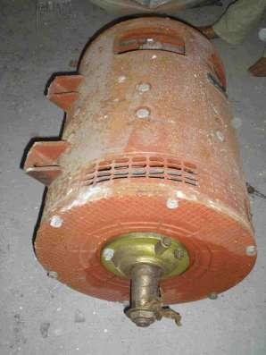 Двигатель постоянного тока ДК309Б