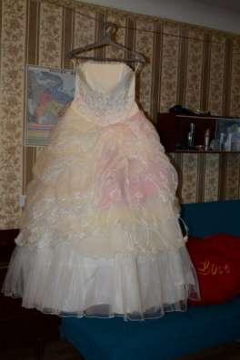 свадебное платье в Ростове-на-Дону Фото 3
