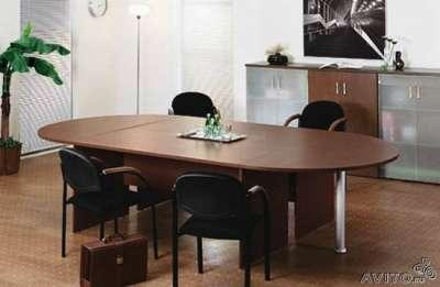 Столы, стеллажи, тумбы и стулья МЕГА-ОФИС Столы и кресла в Санкт-Петербурге Фото 3