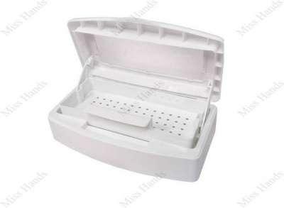 Пластик. контейнер для дезинфекции инстр