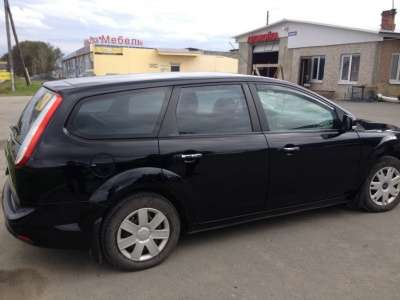 легковой автомобиль Ford Focus II, цена 365 000 руб.,в Екатеринбурге Фото 2