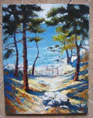 Картина маслом на холсте в г. Севастополь Фото 1