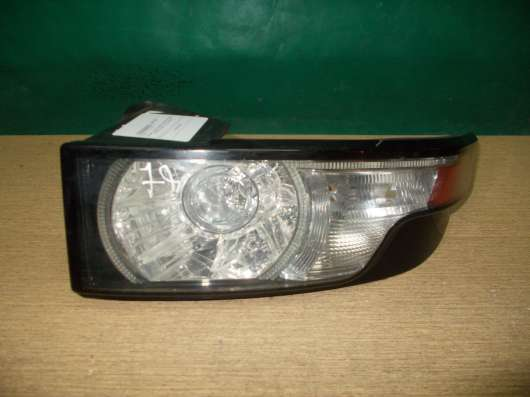 Правый фонарь на Land Rover Evoque