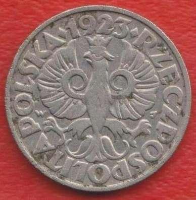 Польша 50 грош 1923 г в Орле Фото 1