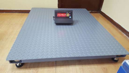 Платформенные весы (Сделано в Казахстане) в г. Алматы Фото 1