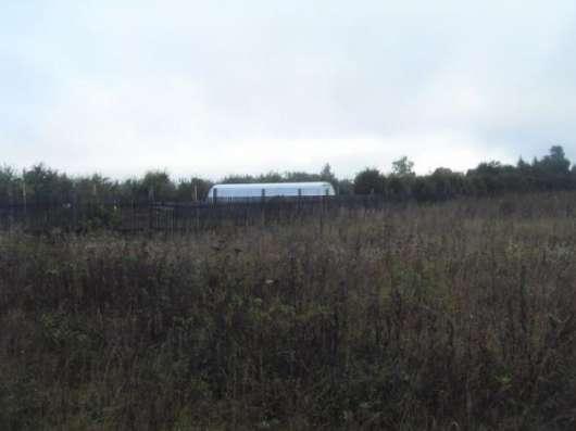 Продается земельный участок 17,5 соток в д. Гавшино (ЛПХ) Можайский район, 100 км от МКАД по Минскому шоссе Фото 1