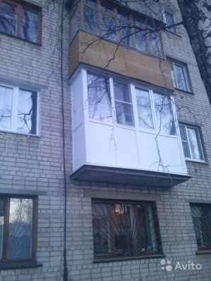Окна, лоджии, балконы