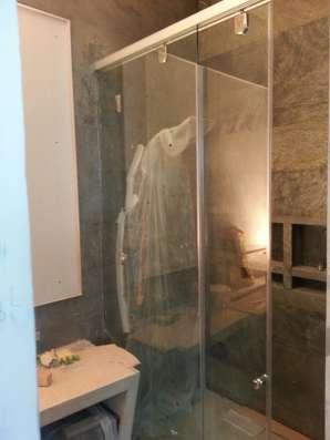 Душевые стеклянные перегородки в Казани Фото 1