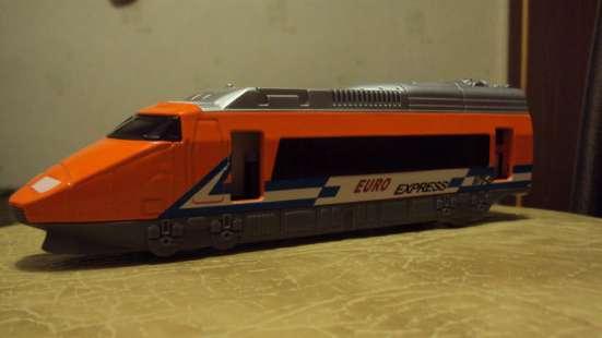 модель экспресс-локомотив в Липецке Фото 3