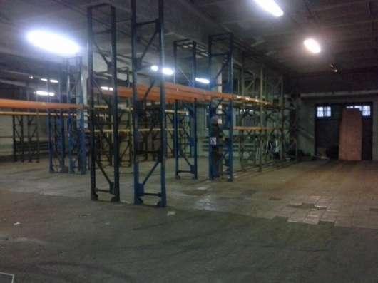 Сдам производство, склад, 700 кв. м, м. Московская
