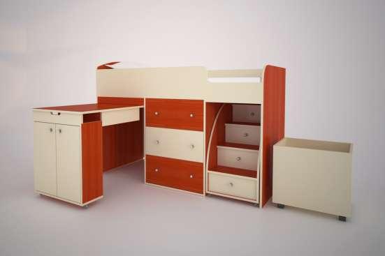 Кровать -чердак Малыш в Твери Фото 3