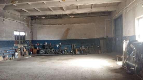 Складские, производственны помещения от 100 кв. м. в аренду
