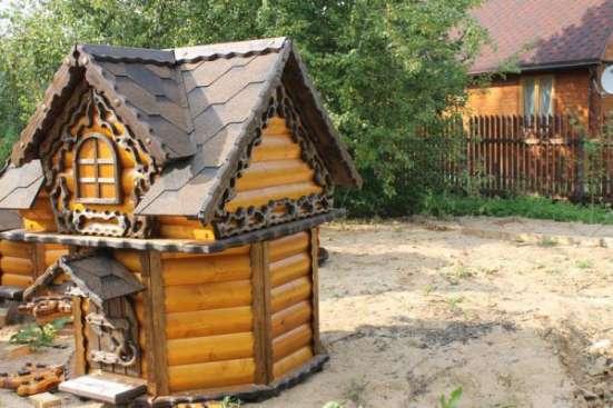 Домики для колодцев. Колодцы Можайск, Верея, Наро-Фоминск. в Москве Фото 2