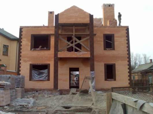 Строительство домов в Пушкино.Местная бригада Фото 3