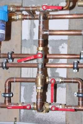 Монтаж всех инженерных систем для вашего дома под ключ