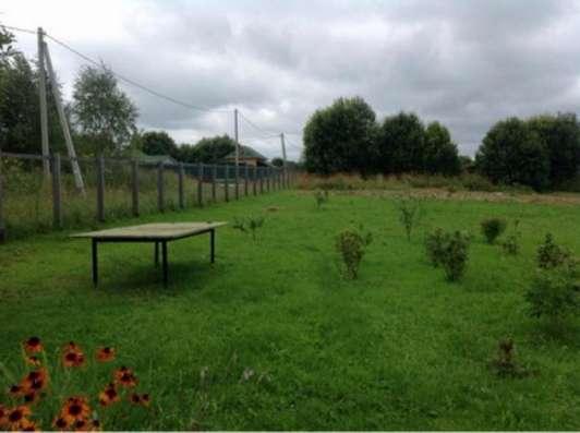 Продается земельный участок в деревне Бородавкино, Можайский р-он, 132 км от МКАД по Минскому шоссе. Фото 4