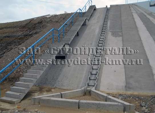 Блок бетонный Б-5, дорожного водоотвода в Пятигорске Фото 3