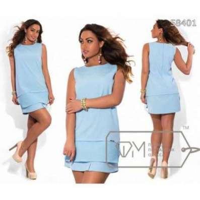 Летнее платье размер 50-52