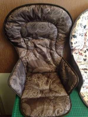 Чехлы на стульчик для кормления Chicco Polly в Москве Фото 3