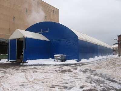 Ангар, техническая палатка, чехлы в Нижневартовске Фото 5