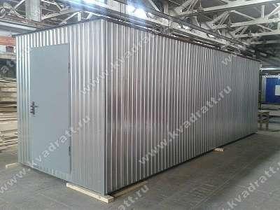 Блок-контейнер 6х2,4х2,4м
