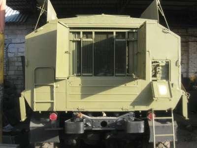 буровую машину ЗИЛ Укс-400 на ЗИЛ-131