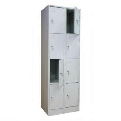 Металлический шкаф для одежды ШРМ-28 (2