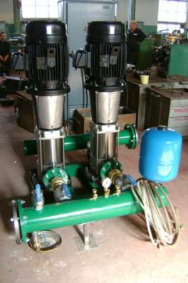 Оборудование промышленной водоочистки Сокол