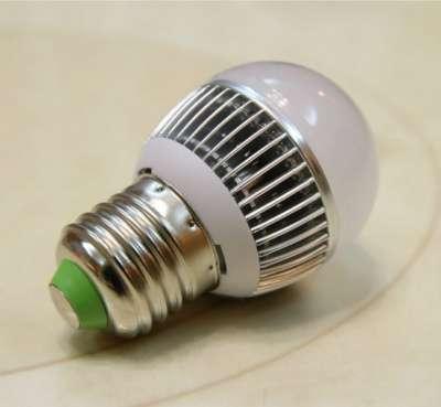 Качественные светодиодные лампы 4.5-7Вт