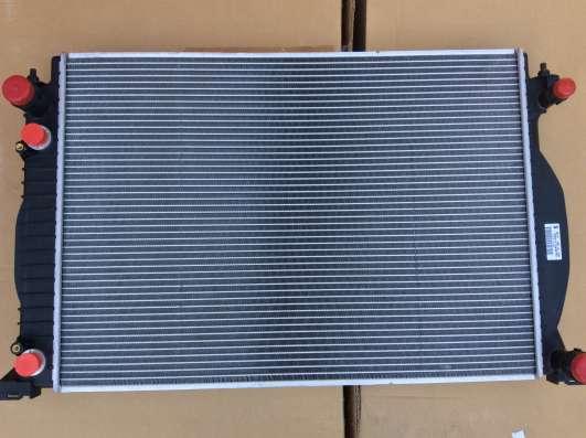 Радиатор двигателя 8E0121251S VAG Audi A4/A6