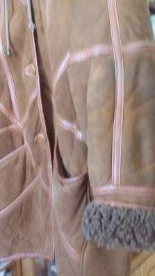 Натуральная дубленка для девочки в г. Самара Фото 1