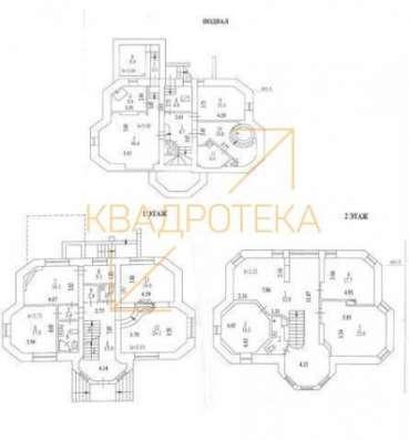 коттедж, Новосибирск, Садовый проезд, 357.00 кв.м.