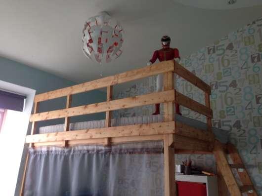 Второй ярус в комнате или квартире в Санкт-Петербурге Фото 2