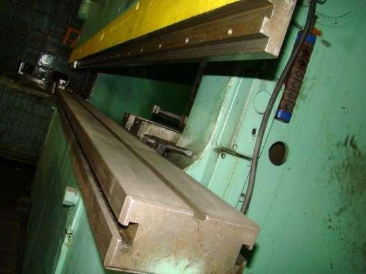 Пресс кривошипный листогибочный И1330А