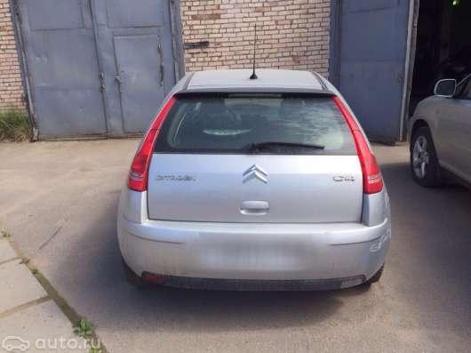 Продажа авто, Citroen, C4, Автомат с пробегом 90000 км, в Санкт-Петербурге Фото 5