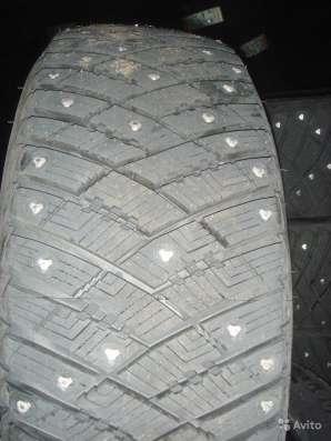 Новые немецкие шипы Dunlop 215 65 R16 ICE touch